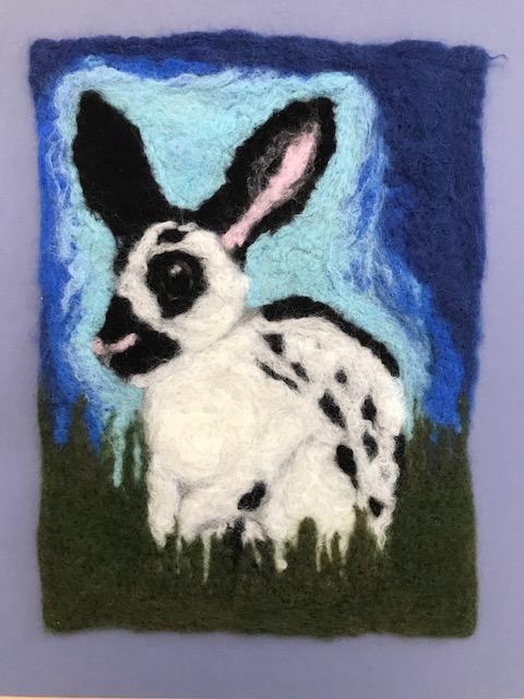 Wyoming Middle School Artfelt, Andreana, Grade 8