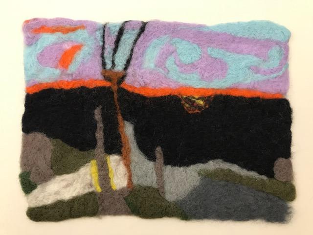 Wyoming Middle School Artfelt, Colin, Grade 8