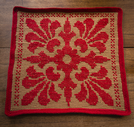 cushion-aerialshot-fridayswithfranklin-crochet-tunisian