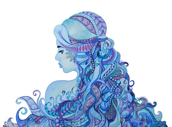 Tara Warburton's Frost Fairy